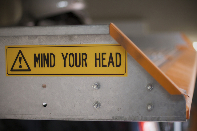 365.193 - mind your head by nettsu on Flickr