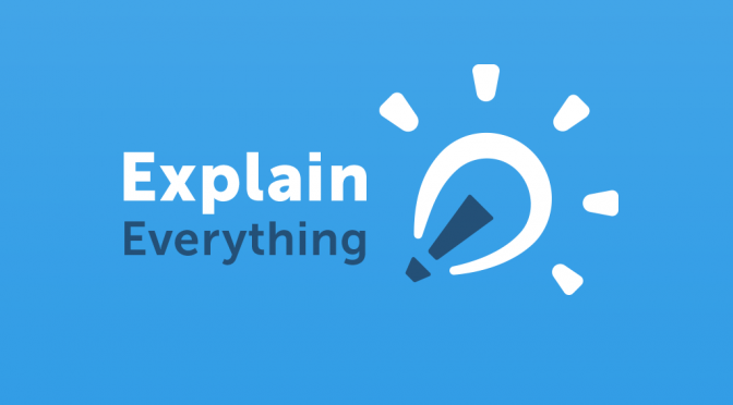 Export Explain Everything to Google Drive