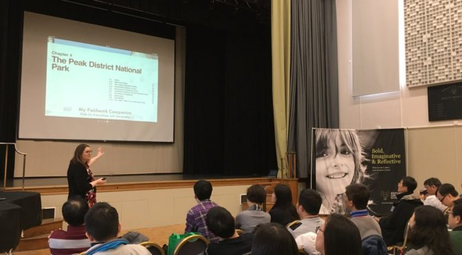 Hosting International Apple Education Visitors